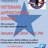 9-1-1 Veterans Appreciation Dinner