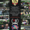 Reading of New Names at the 9/11 Responders Remembered Wall